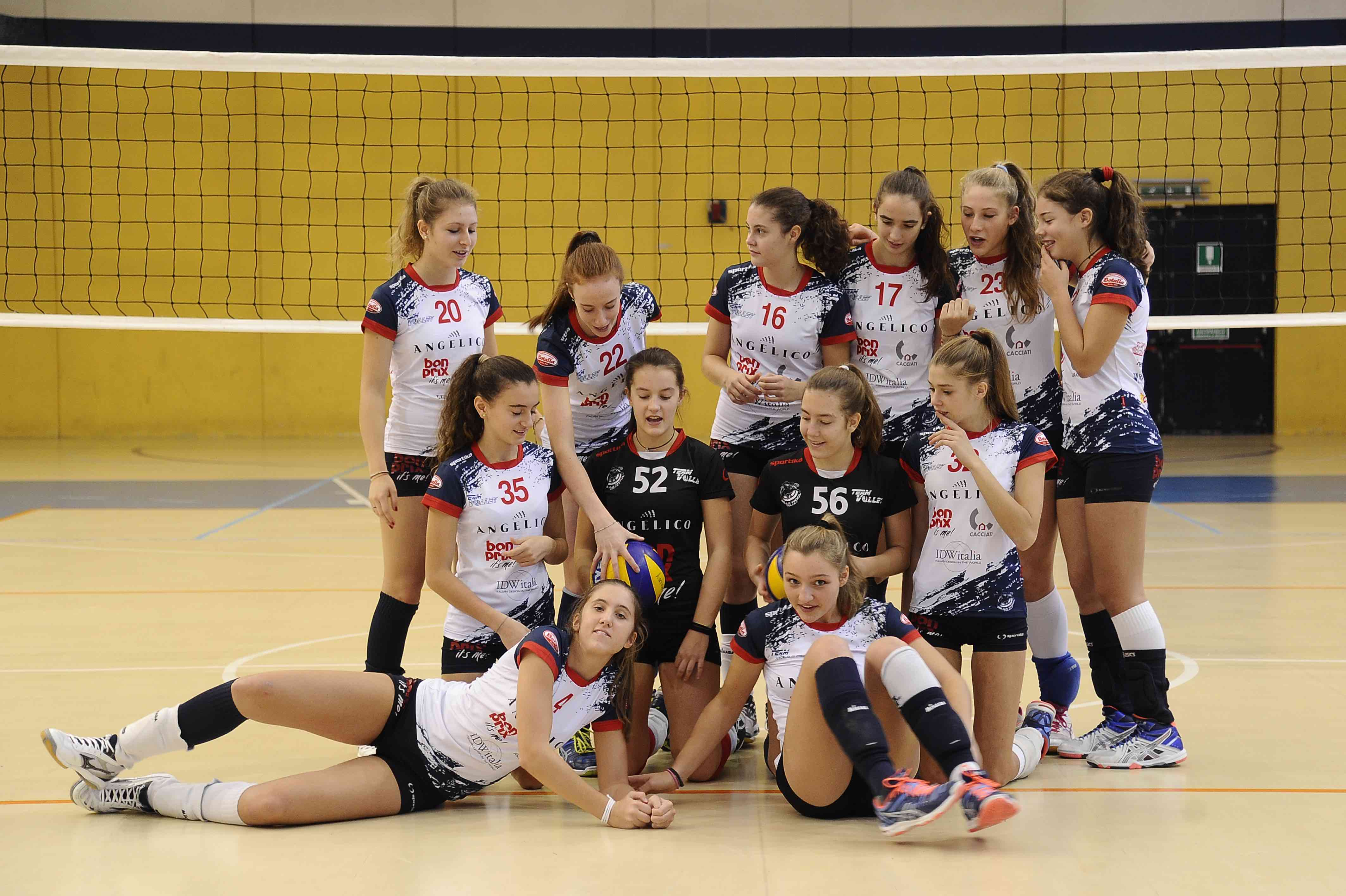 Botalla Formaggi Teamvolley ….con onore