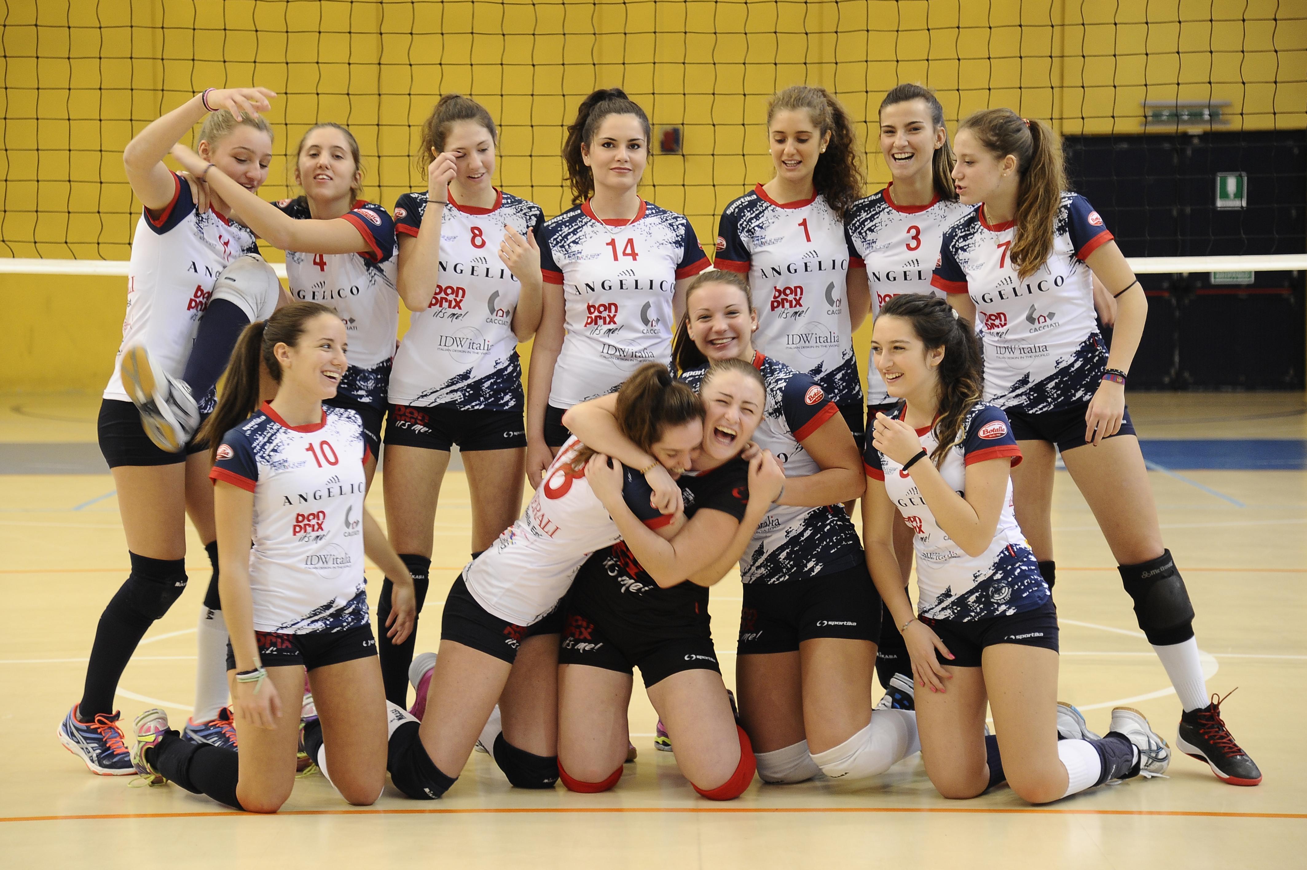 Cacciati SRL TeamVolley Best in Regione