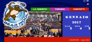 03.01.17 Partito il Bear Wool Volley 2017