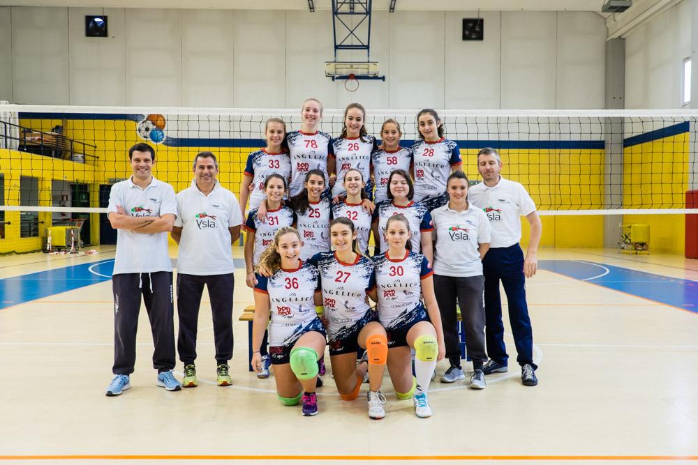 18/02/2018 Botalla vince in U14 PGS