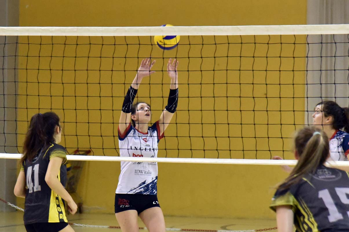 10.08.19 TeamVolley #youngpower Letizia