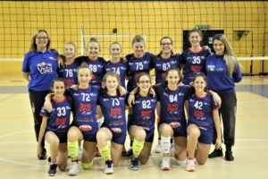 19.1.2020 – Bonprix Teamvolley U13 viene sconfitta 3-0 a Vercelli