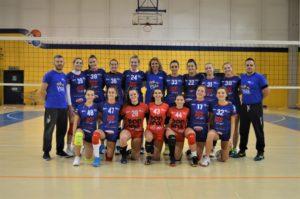 19.1.2020 – U16 Eccellenza Regionale vince 3-2 contro Evo Volley la seconda gara della fase Gold