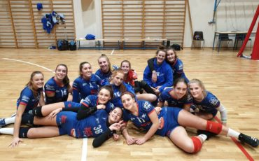 8.2.2020 – In serie D il Botalla Formaggi Teamvolley subisce a Settimo Torinese un netto 3-0