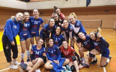 15.2.2020 – Serie D, Botalla Teamvolley non riesce a imporsi con Sangone