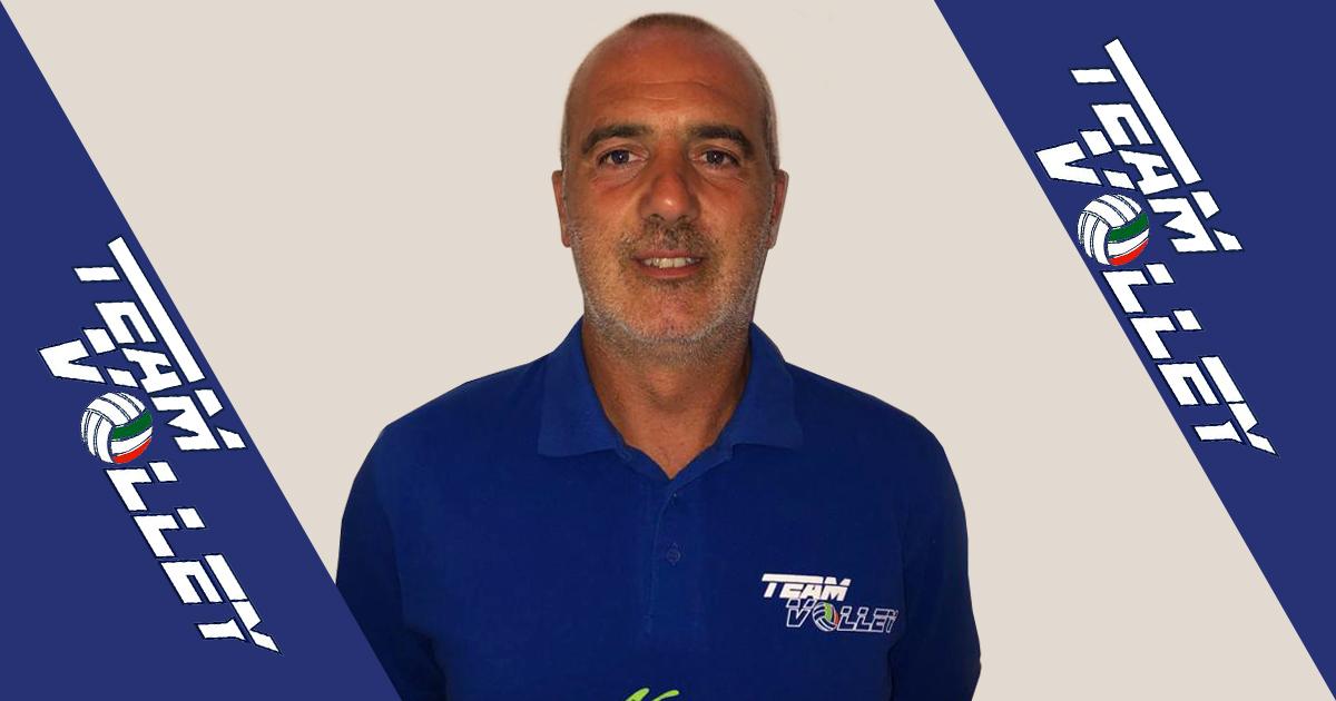 Marco Allorto entra nello staff tecnico del TeamVolley