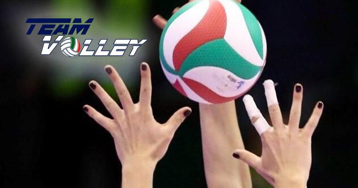 Team Volley: Sospensione delle attività sportive